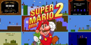 Play Super Mario Bros 2