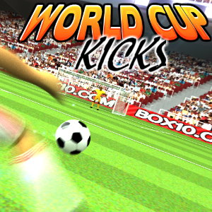 Play World Cup Kicks