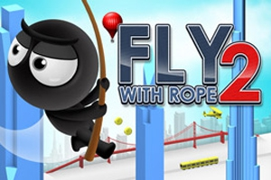 Play Fly With Rope 2