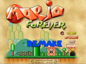 Play Mario Forever