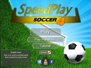Play Speed Play Soccer 4