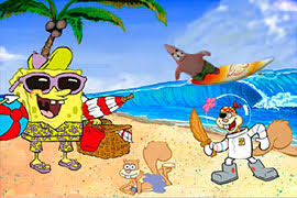 Play Spongebob Games: River Rangers