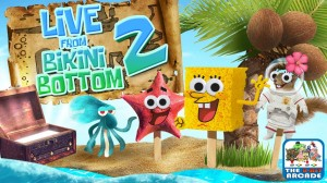 Spongebob Squarepants Games: Live From Bikini Bottom 2