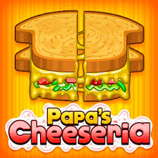 Play Papa's cheeseria