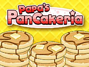 Play Papa's pancakeria