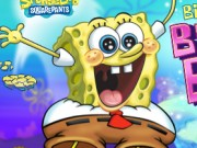 Play Spongebob Games: Bikini Bottom Button Bash