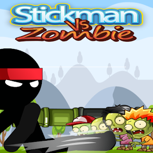 Play Stickmen vs Zombies