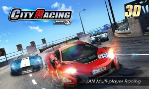 Play 3D City Racer