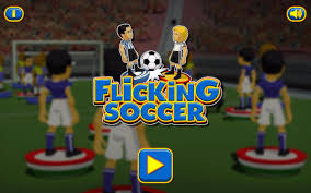 Play Flicking Soccer