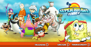 Play Spongebob Squarepants: Super Brawl Summer
