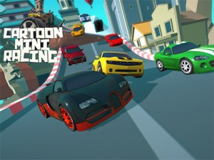 Play Cartoon Mini Racing