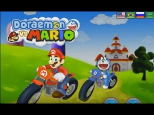 Play Super Mario Vs Doraemon
