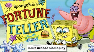 Play Songebob Squarepants: Spongebob's Fortune Teller