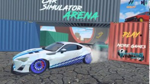 Play Car Simulator Arena