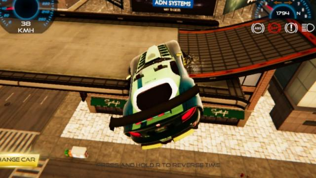 Play Super Stunt Cars