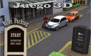 Play Valet Parking 3D