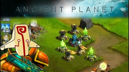 Play Ancient planet