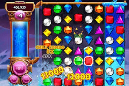 Play Bejeweled