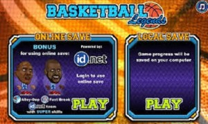 Play Big Head Basketball Legends