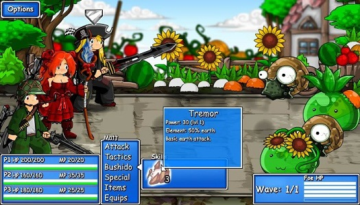 Play Epic Battle Fantasy 3