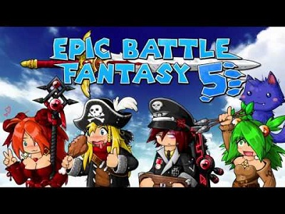 Play Epic Battle Fantasy 5