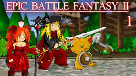 Play Epic battle fantasy 2