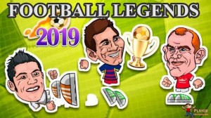 Play Football Legends 2019