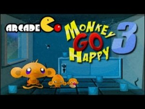 Play Monkey Go Happy 3