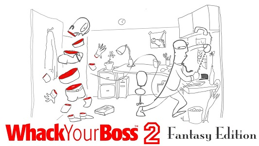 Play Whack Your Boss