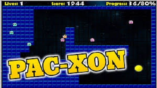 Play Pac Xon