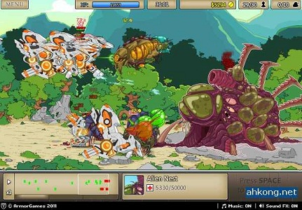 Play Army of Ages 2