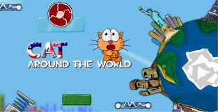 Play Cat Around the World
