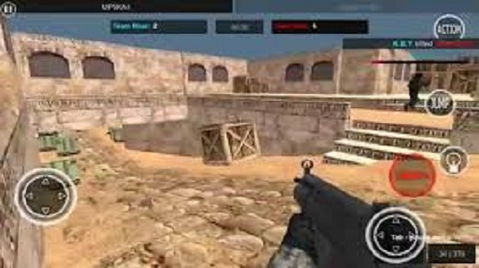 Play Combat Strike
