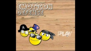 Play Emoticon Defense