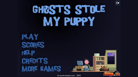 Play Ghosts Stole My Puppy