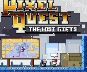 Play Pixel Quest: The Lost Gifts