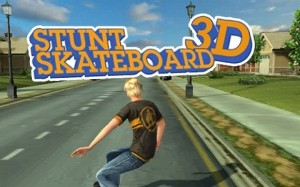 Play Stunt skateboard 3D