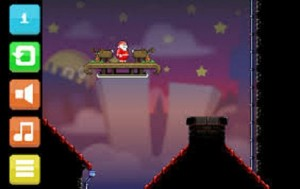 Play Super Santa Kicker 3