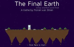 Play The Final Earth