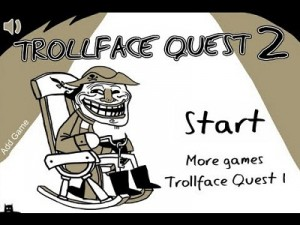 Play Trollface Quest 2