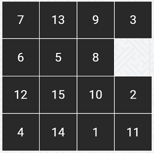 Play 15 Puzzle