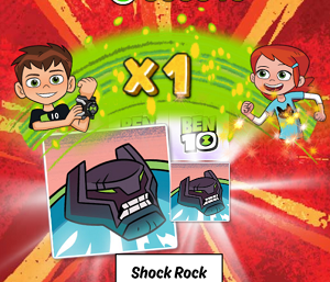Play Ben 10 Match up