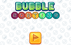 Play Bubble Sort Color