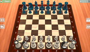 Play Chess Master 3D