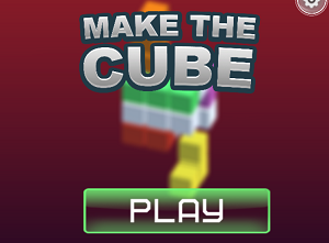 Play Make the Cube