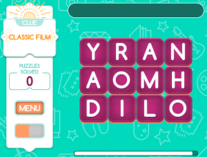 Play Wander Words