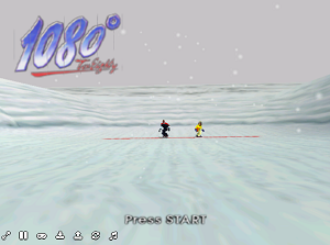 Play 1080 Snowboarding