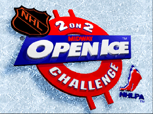 Play 2 On 2 Open Ice Challenge (Arcade)