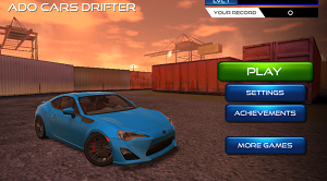 Play Ado Cars Drifter