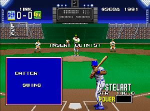 Play Clutch Hitter (ARCADE)